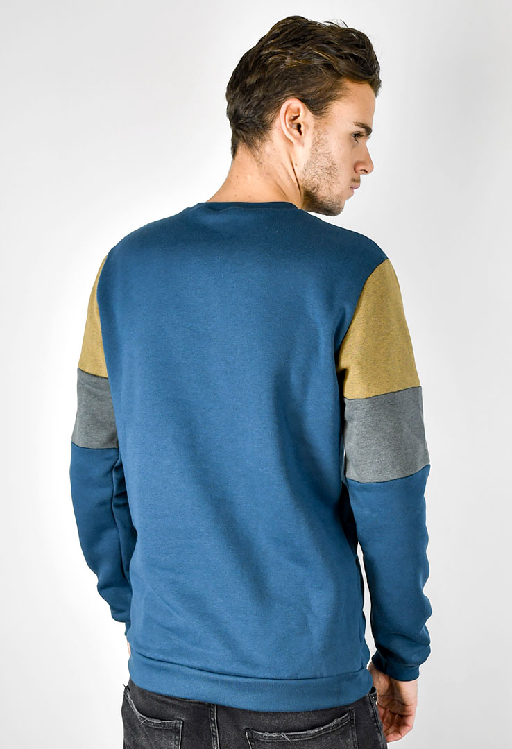 Sweatshirt Deep teal – Bild 3