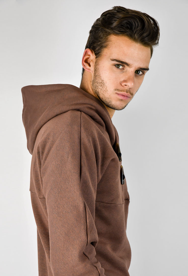 Sweater peatbrown – Bild 2