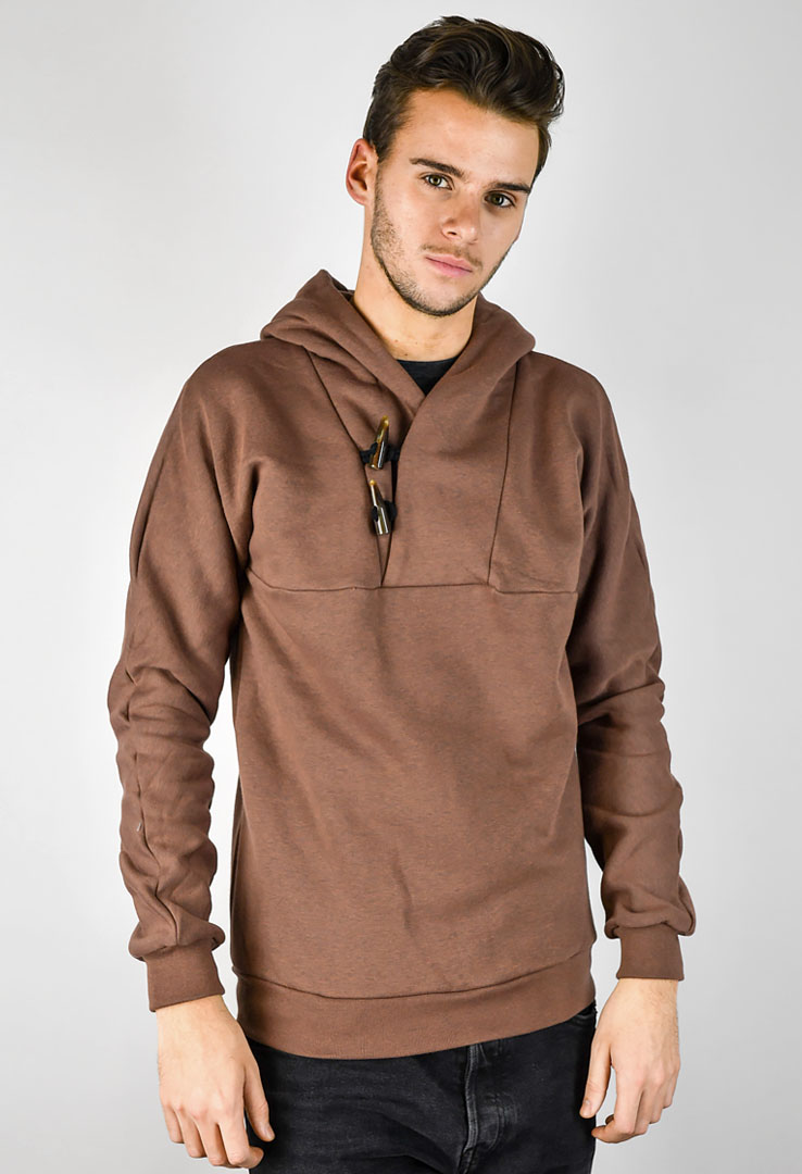 Sweater peatbrown – Bild 3