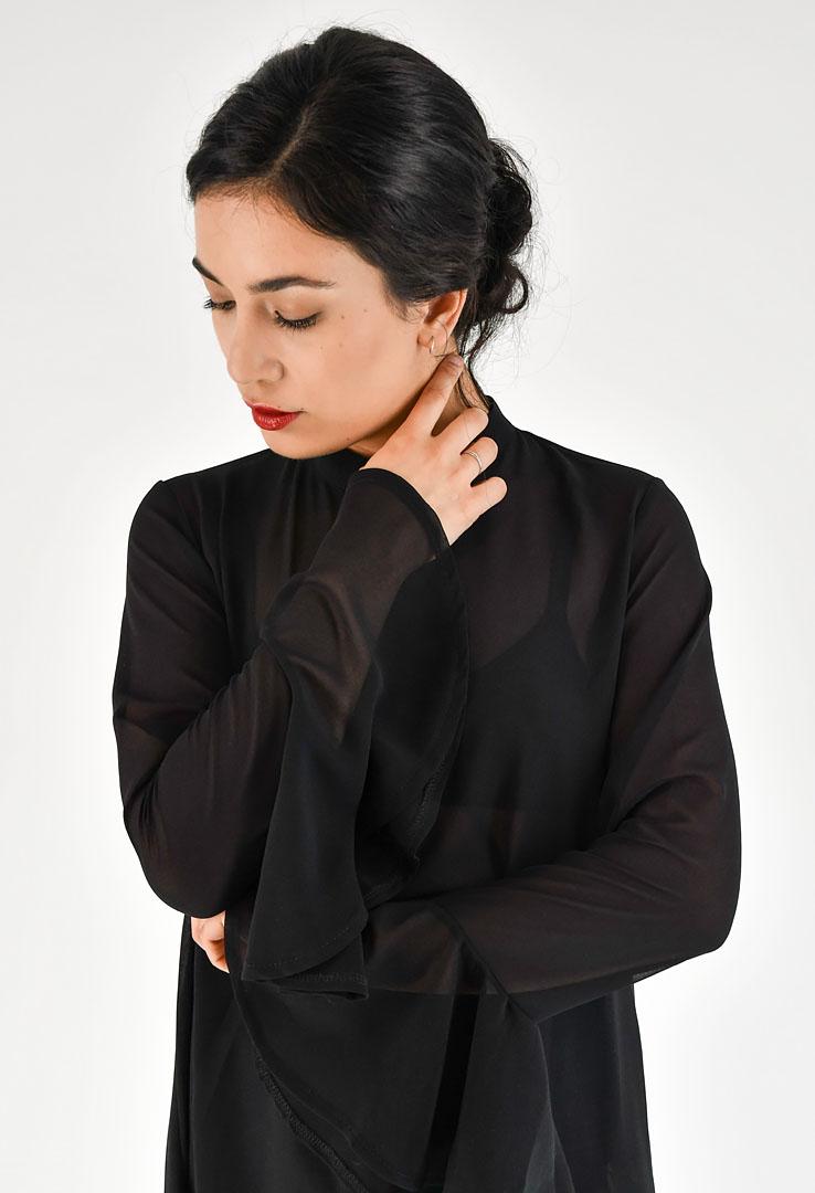 Kleid Black – Bild 4