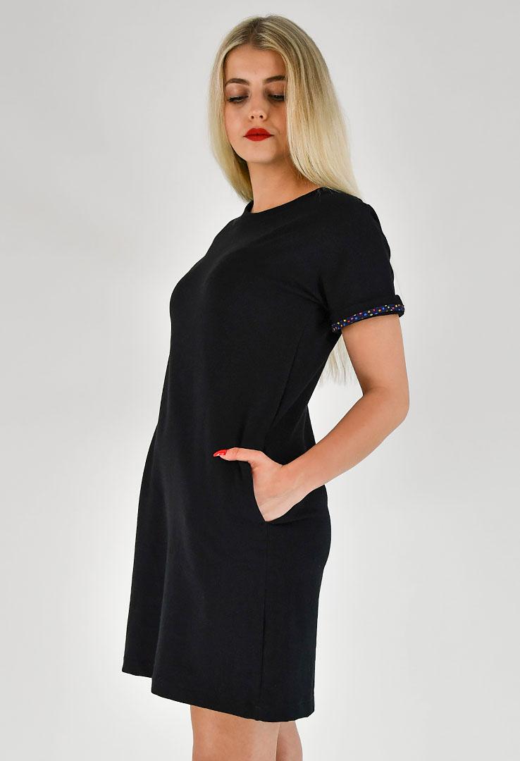 Kleid Black – Bild 2