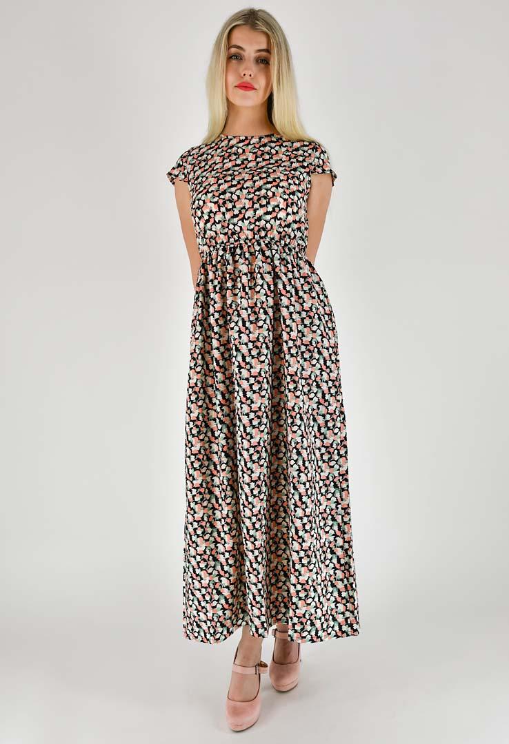 Kleid Print – Bild 1