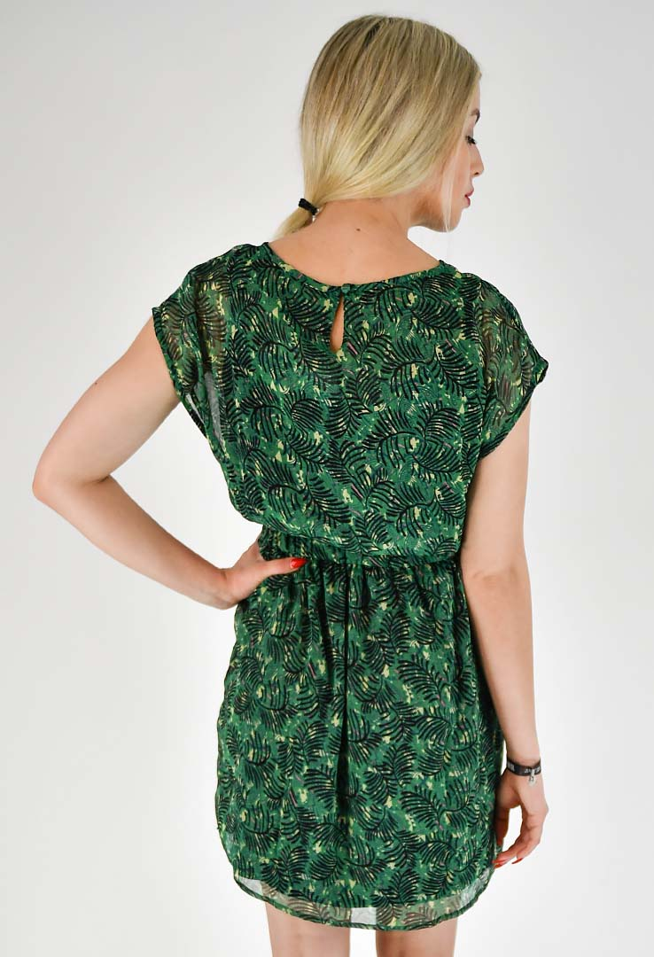 Kleid Grass Green – Bild 4