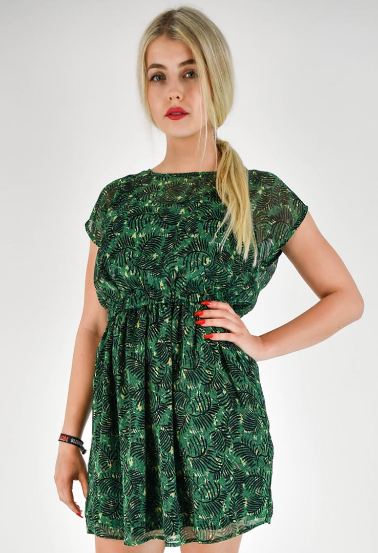 Kleid Grass Green – Bild 1