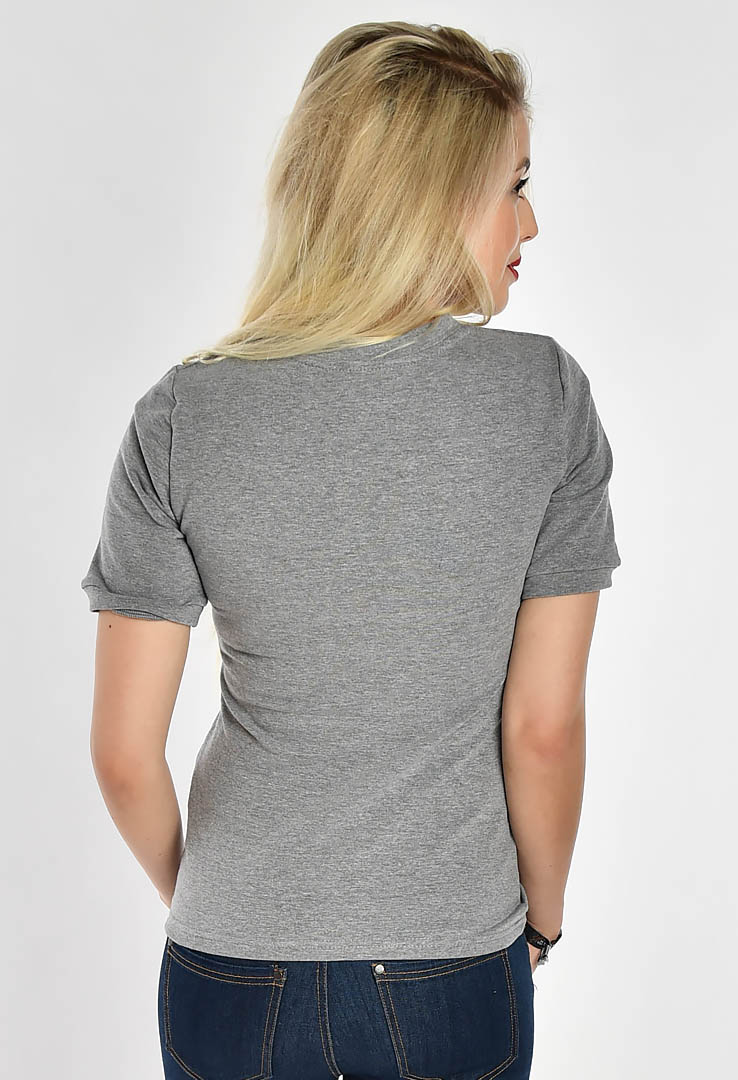 T-Shirt Sport Grey – Bild 4