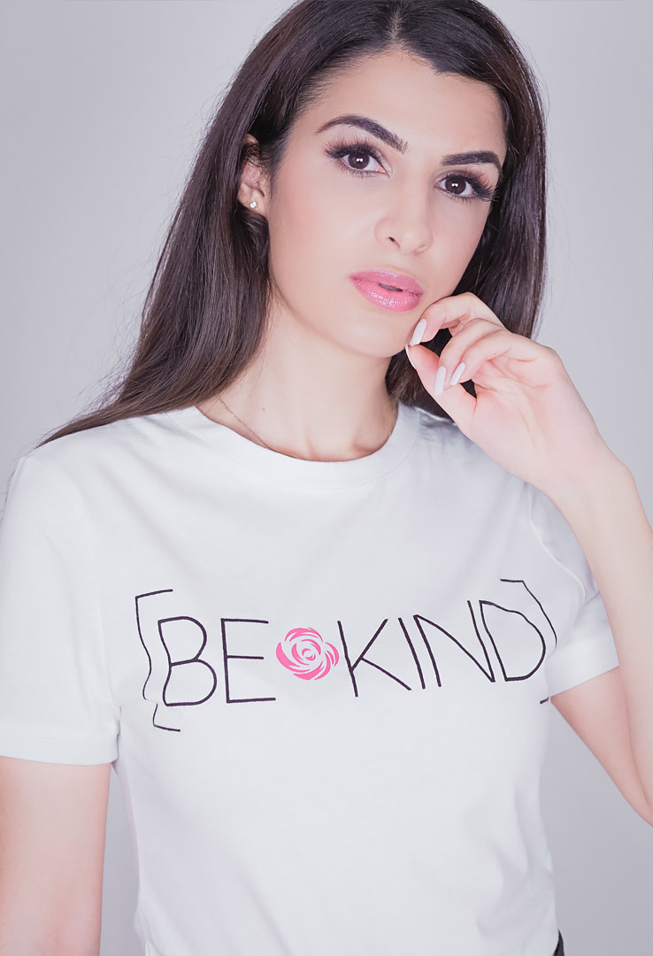 T-Shirt BE KIND – Bild 1