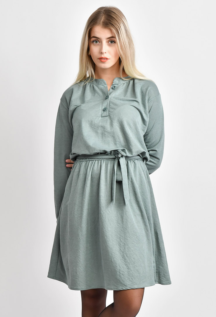 Kleid Green Blue Slate – Bild 1