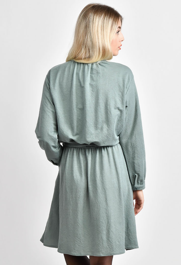 Kleid Green Blue Slate – Bild 4