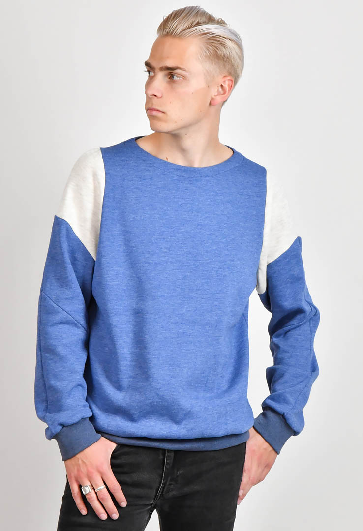 Sweater Heaven Blue – Bild 2
