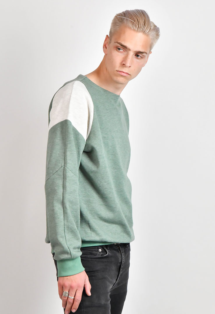 Sweater Grass Green – Bild 3
