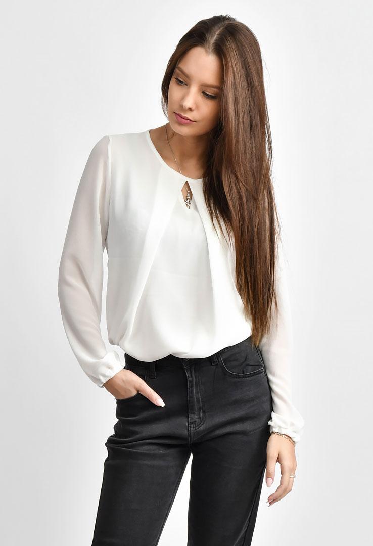 weiße Bluse – Bild 1