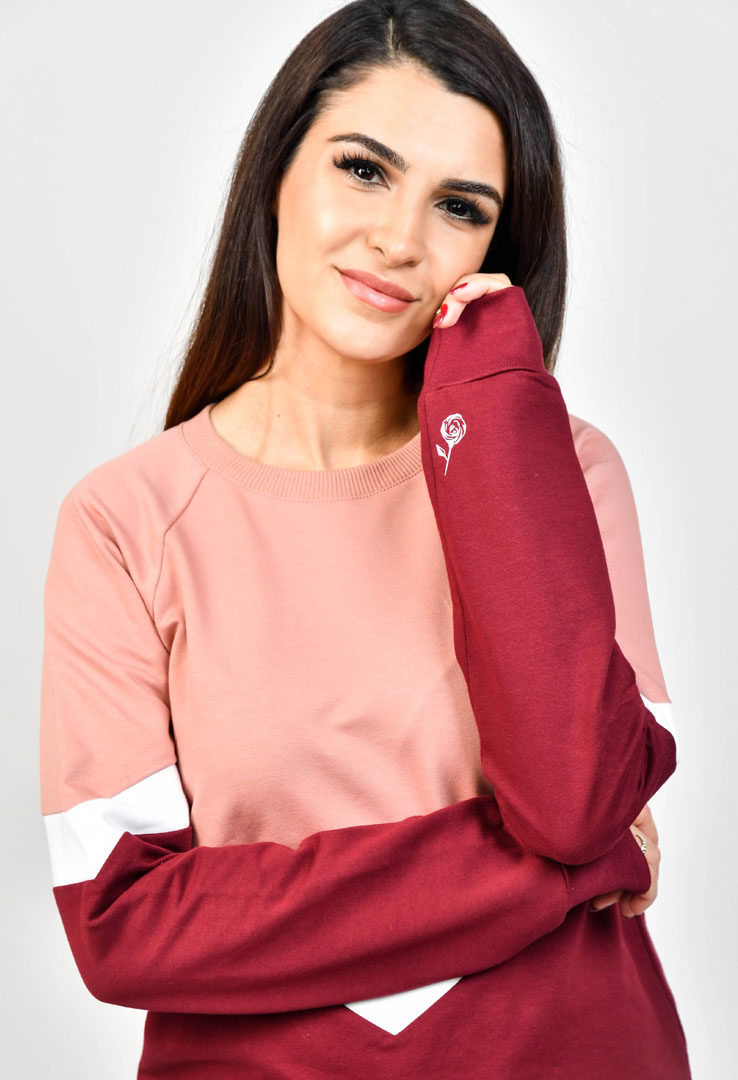 sportliches Sweatshirt  – Bild 3