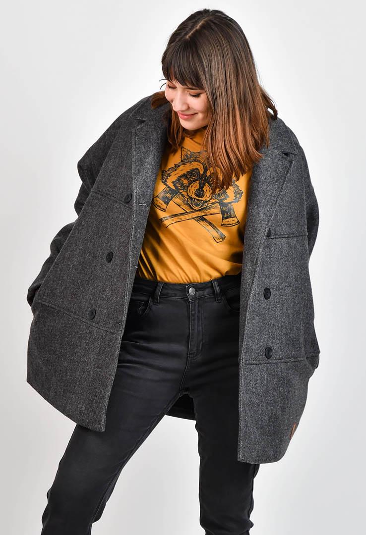 Oversize-Jacke – Bild 1