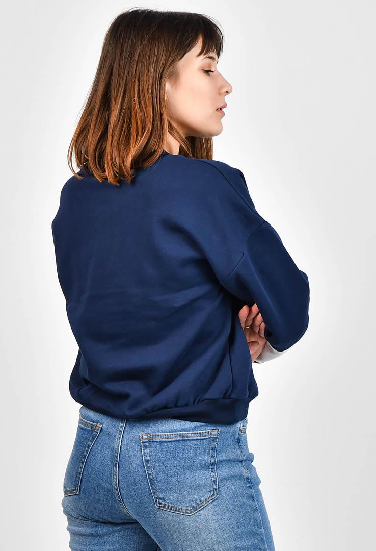 kurzes Sweatshirt – Bild 4