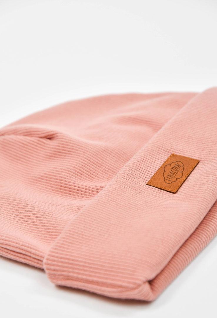 Beanie in rosa