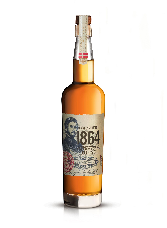 Castenschiold 1864 Rum 0,7l 40% vol.