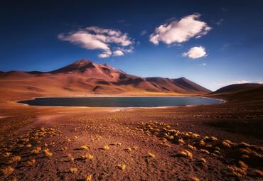 Vlies Fototapete Atacama-Wüste 368x254cm – Bild 1