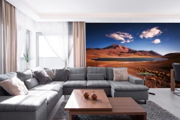 Vlies Fototapete Atacama-Wüste 368x254cm – Bild 2