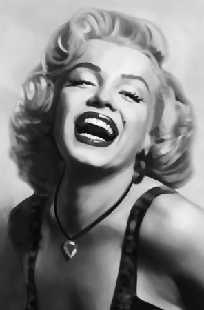 Giant Art Marilyn Monroe – Bild 1