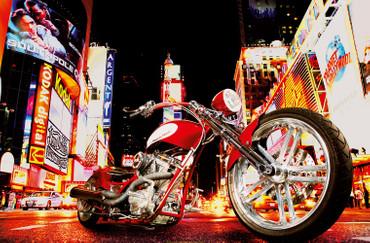 XXL Poster Harley Davidson – Bild 2
