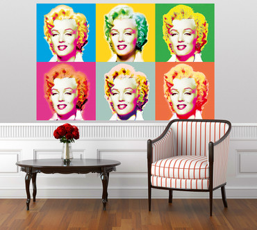 Giant Art Visions of Marilyn – Bild 2