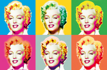Giant Art Visions of Marilyn – Bild 1