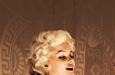 XXL Poster Hollywood Klassik mit Marilyn Elvis James Dean Humphrey – Bild 4