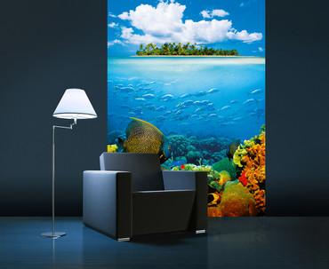 Wall Mural Treasure Island – Bild 1