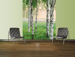 Wall Mural Nordic Forest 001