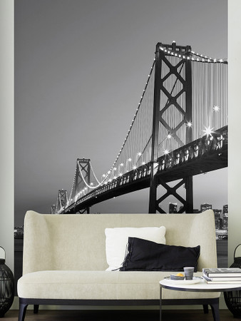 Wall Mural San Francisco Skyline – Bild 2