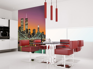 Wall Mural New York City – Bild 1