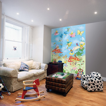 Wall Mural Fairy Tales