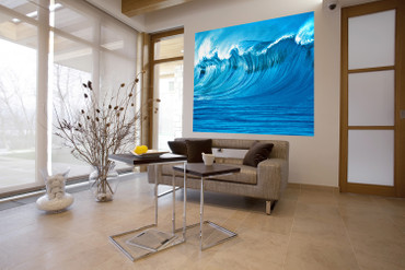 Non-Woven Wall Mural The Wave – Bild 1