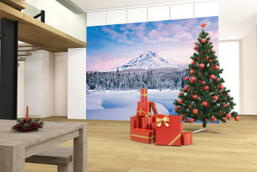 Wall Mural Mountain Graceful – Bild 3