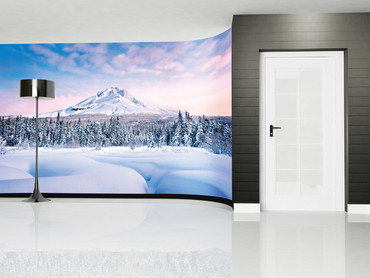 Wall Mural Mountain Graceful – Bild 5