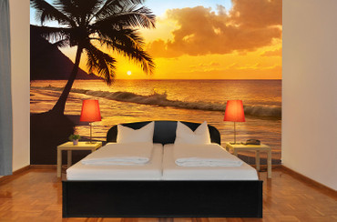 Wall Mural Pacific Sunset – Bild 2