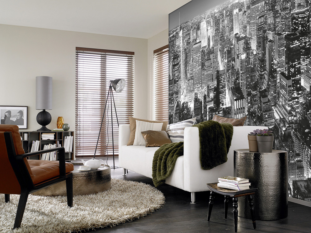 vlies fototapete new york manhattan luftaufnahme schwarz wei vlies fototapeten xxl vlies. Black Bedroom Furniture Sets. Home Design Ideas