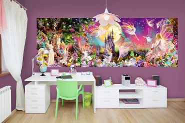 Wall Mural Fairyland – Bild 1