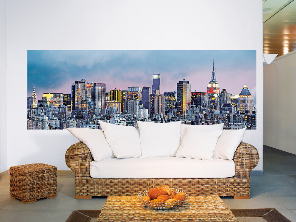 Wall Mural New York Skyline 001