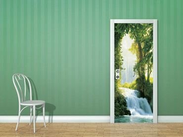 Door Decor Zaragoza Falls – Bild 1