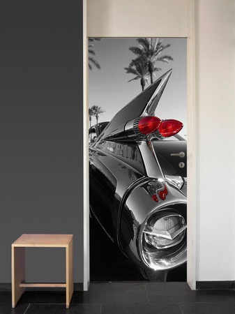 Door Decor Classic Car – Bild 1