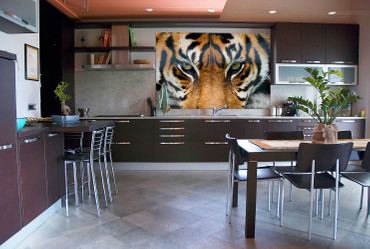 Giant Art XXL Poster Tiger – Bild 5