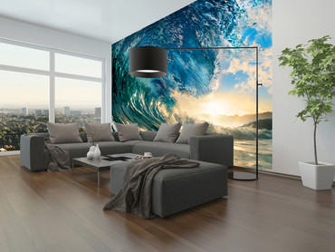 Non-Woven Wall Mural The Perfect Wave – Bild 1