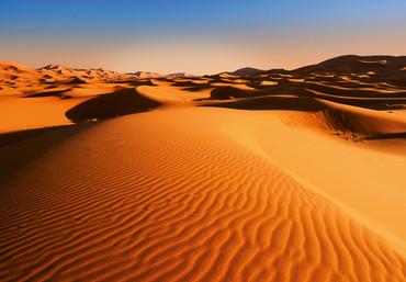 Vlies Fototapete Wüste mit Dünen – Bild 2