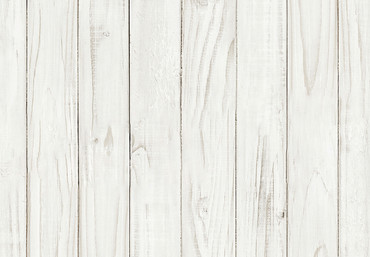 Wall Mural White Wooden Wall – Bild 4