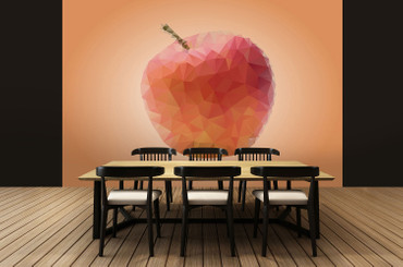 Wall Mural An Apple a Day… – Bild 1