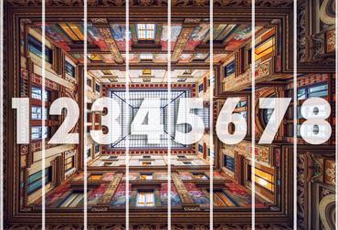 Fototapete Architektur als Kunst – Bild 3