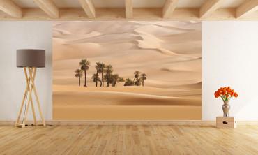 Wall Mural Dunes – Bild 1