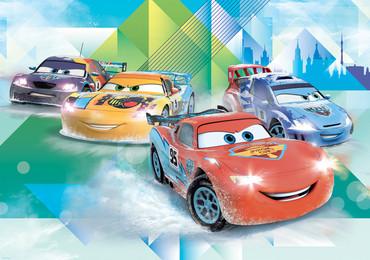 Fototapete Disney Cars Lightning McQueen Camino