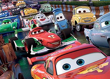 Fototapete Disney Cars Kinder – Bild 3